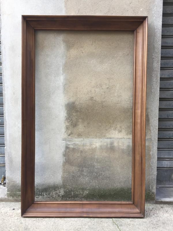 Important Beech Frame Large Format Frames Frames Lvs Antiquites